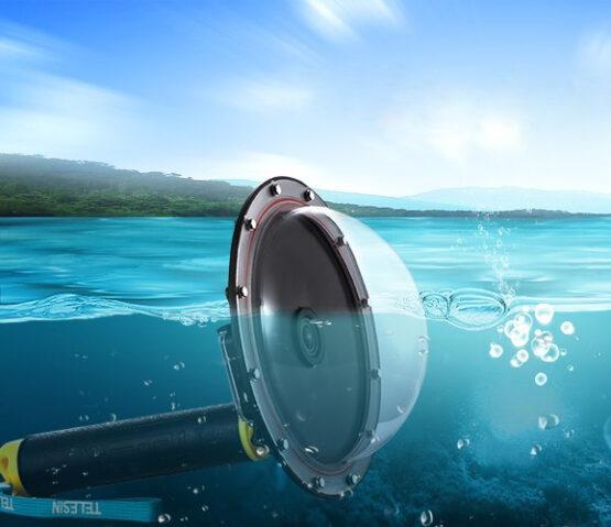Купол поплавок для подводной съемки Go pro 5